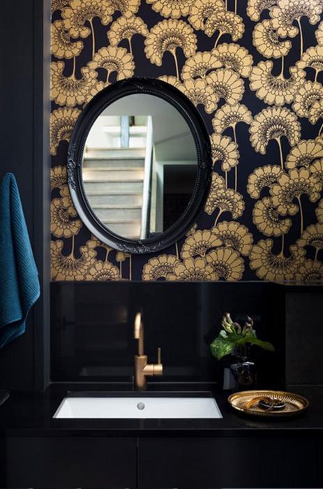 Интерьер ванной от Camilla Molders Design