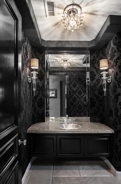 Интерьер ванной от Ryan Street & Associates