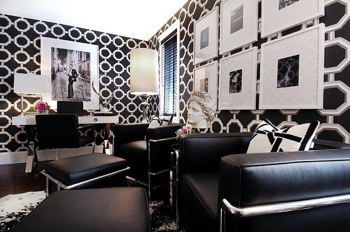 Интерьер домашнего офиса от Atmosphere Interior Design