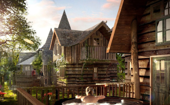 Деревня Башни Элтон