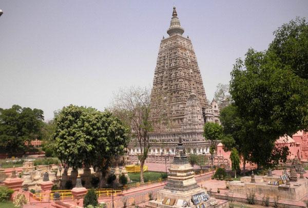 Бодх-Гая, Индия
