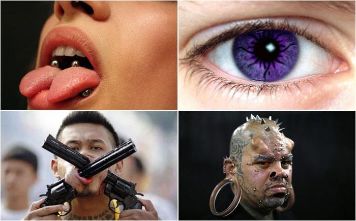 25 жертв, на которые люди способны пойти ради «красоты»