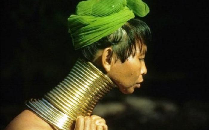 Длинная шея