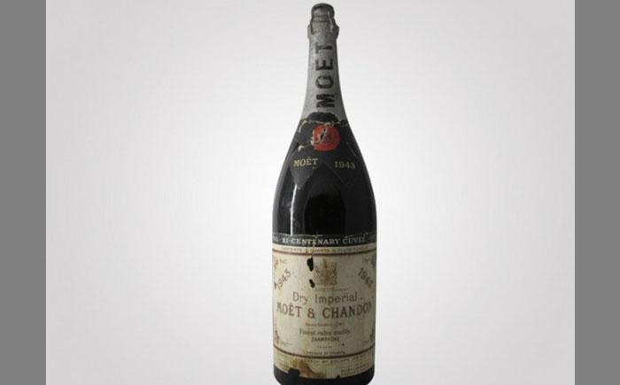 Сухое шампанское «Моэт и Шандон»