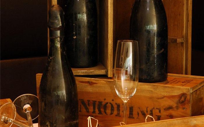 Шампанское «Хайдсиек»