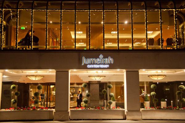 Jumeirah Carlton Hotel