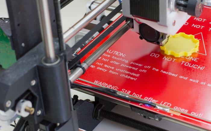 Принтер в формате 3D