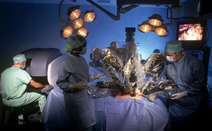 Робот-анестезиолог