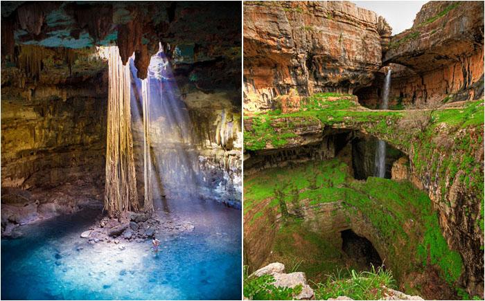 Водопад Баатара (Ливан)