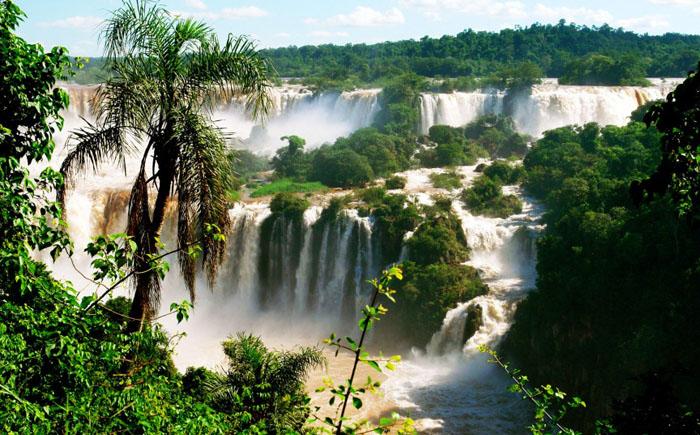 Водопад Игуасу (Аргентина)