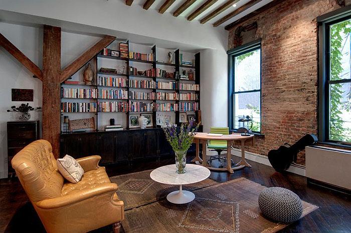 Интерьер гостиной от Reiko Feng Shui Design