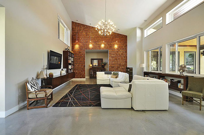 Интерьер гостиной от Ecolution Design Solutions
