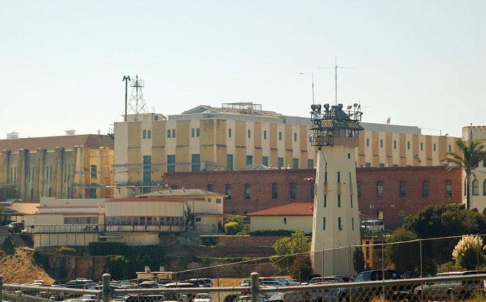 Сан-Квентин - самая старая тюрьма в Калифорнии.