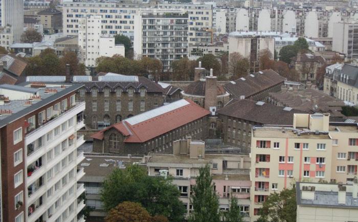 Тюрьма Санте