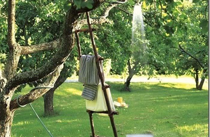 Импровизированный душ