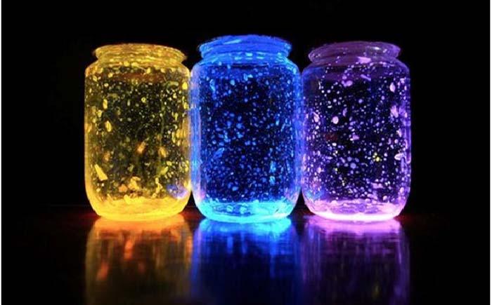 Вазоны для цветов с подсветкой