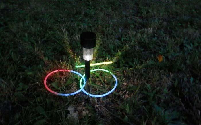 Флуоресцентные кольца