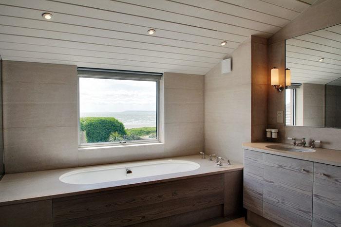 Интерьер ванной от Meynell Hoolahan Architects