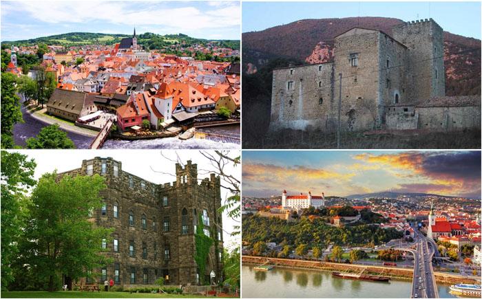 10 стран, где можно себе купить настоящий замок