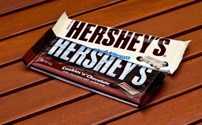 Шоколад Hershey
