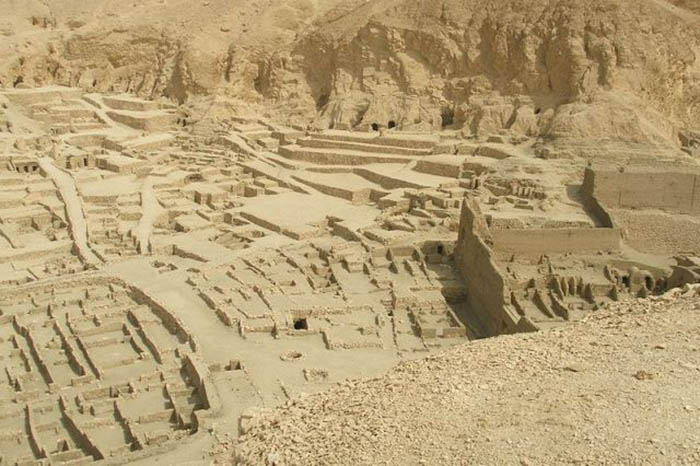 Фивы, Египет