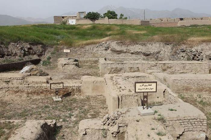 Экбатана, Иран