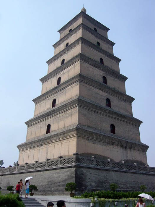 Чанъань/Сиань, Китай