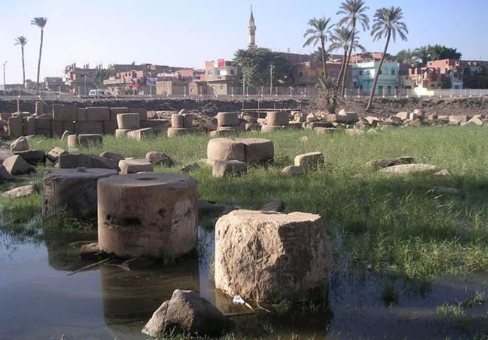 Мемфис, Египет