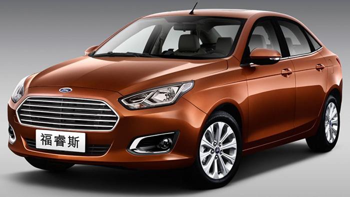 Ford Escort концепт