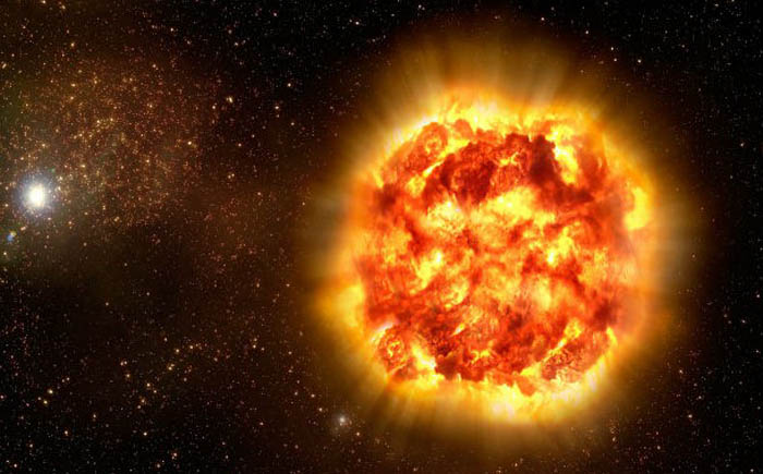 Солнечная гиперактивность