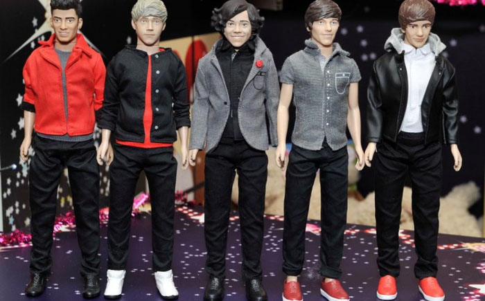 Бой-бэнд One Direction