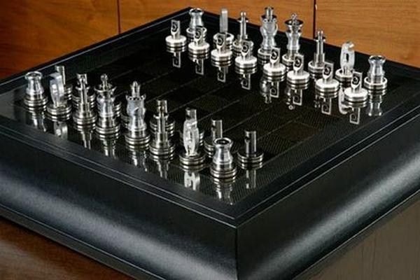 автомобильные шахматы renault F1
