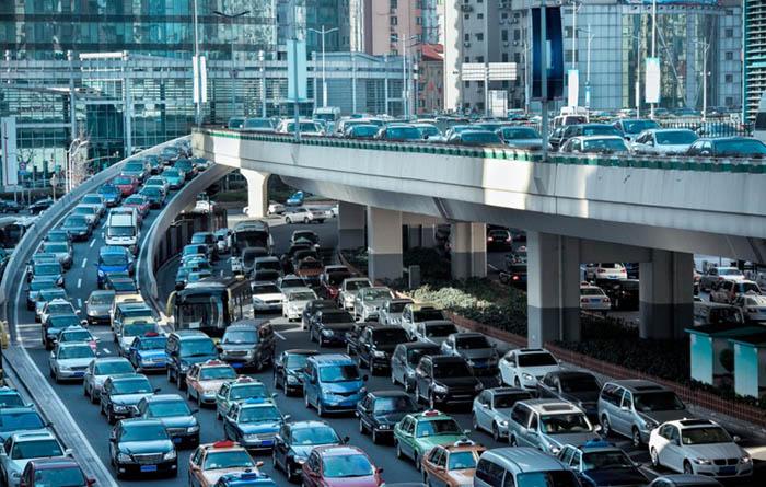 Самые длинные дорожные пробки