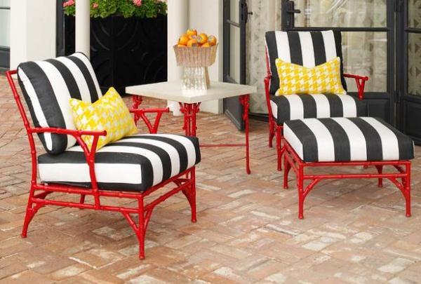 Бамбуковые кресла - это стильно, модно и экологично