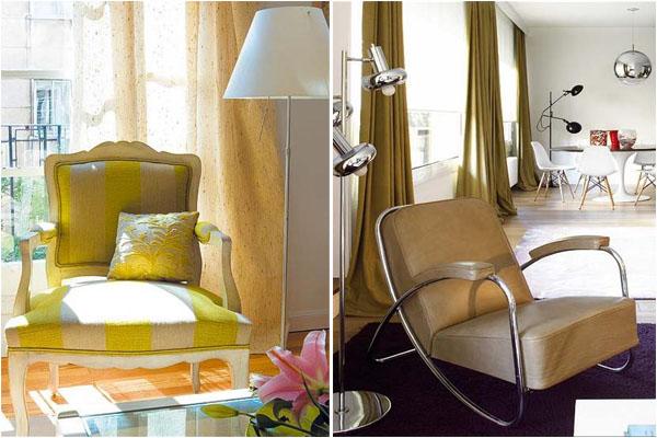 Выбор кресла для современного дома