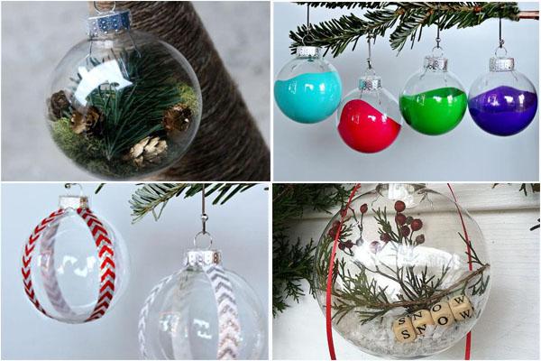 Новогодние игрушки и украшения сделанные своими руками