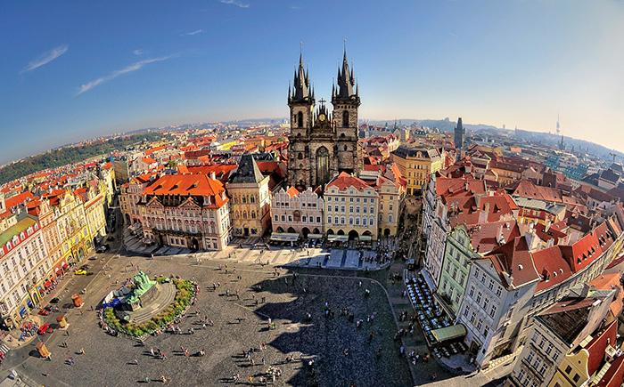 10 самых известных в мире городских площадей