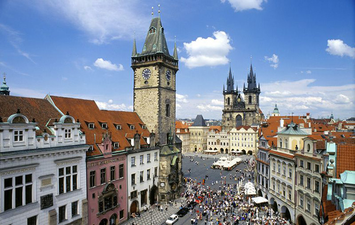 Площадь Старого города, Прага