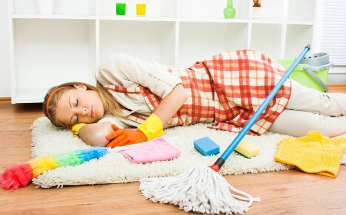 Быстрая и неутомительная уборка в доме: практические советы