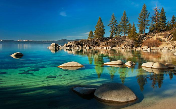 20 самых прекрасных водоёмов в мире с кристально чистой водой. Часть 2