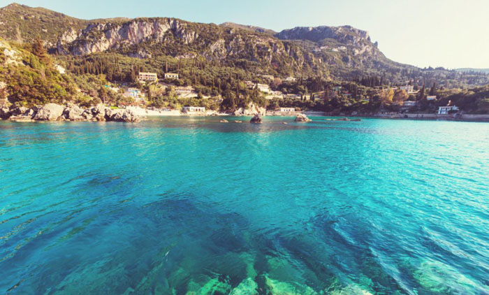 Корфу – Греция