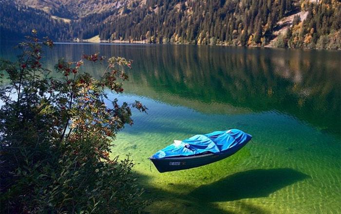 Озеро Арненси – Швейцария