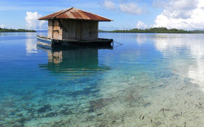 Остров Тернате, Индонезия