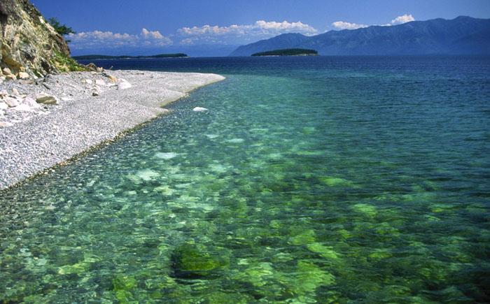 Озеро Байкал – Россия