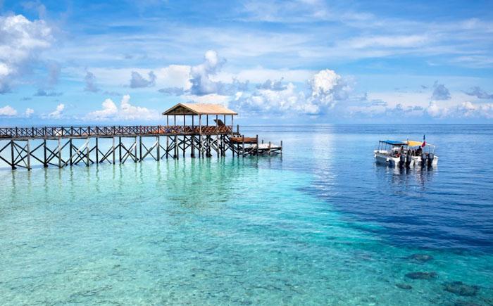 Остров Сипадан – Малайзия