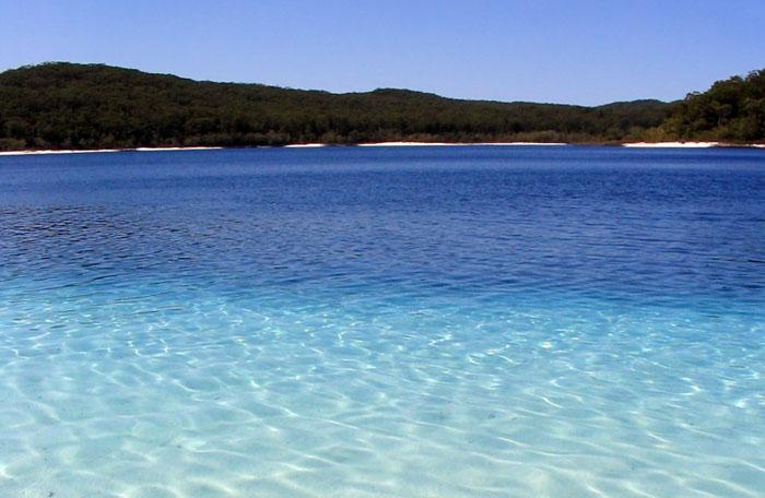 Остров Фрейзер – озеро Маккензи, Австралия