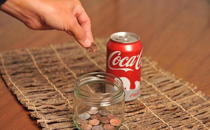 Блестящие монетки