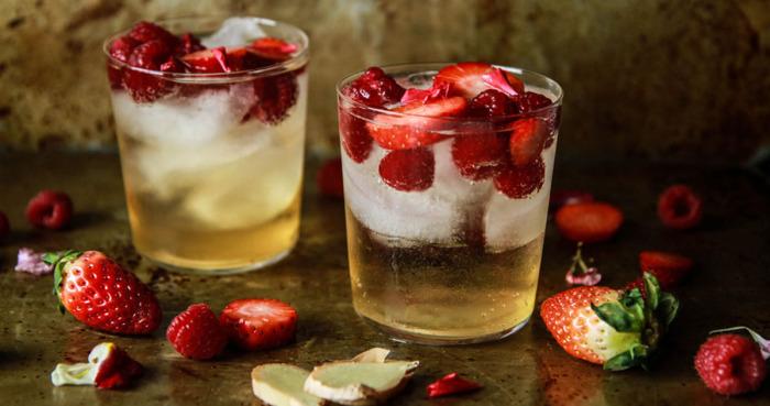 10 самых вкусных клубничных коктейлей, которым нет конкурентов среди  алкогольных н