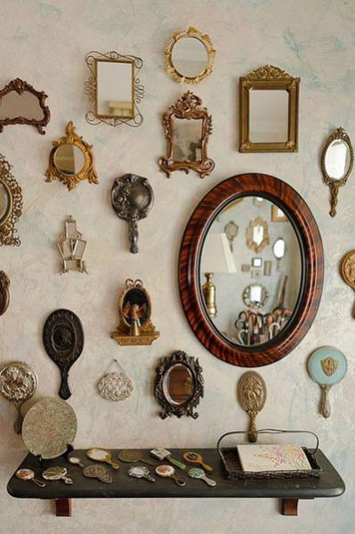 Коллекция зеркал