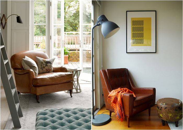 Интерьер гостиной от STEPHEN FLETCHER ARCHITECTS и столовой от The Room Illuminated